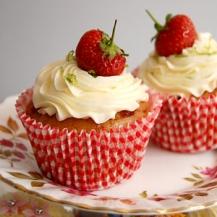 strawberry-cupcake